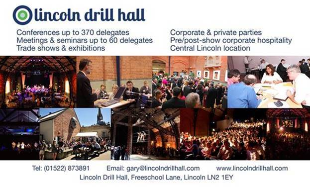 Contact Lincoln Drill Hall