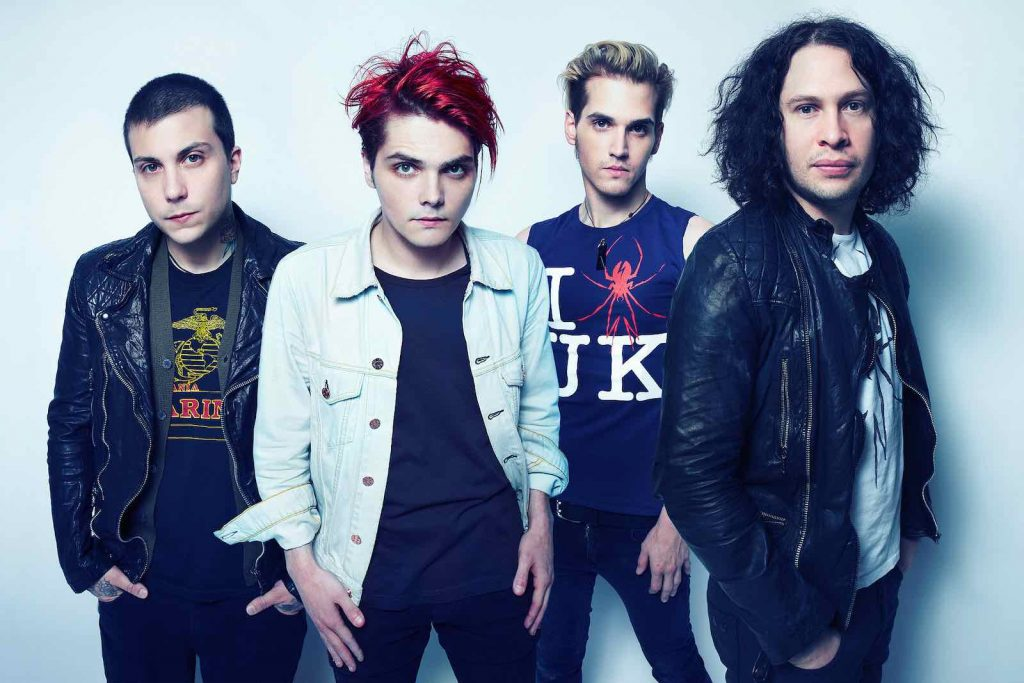 My Chemical Romance - UK Tour 2020 has been postponed.